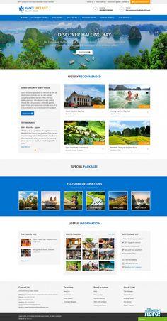 Dự án website Biso đã thiết kế - Biso.vn House Address, Vietnam Tours, Website