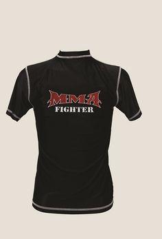 MMA T-Shirt front #MMA