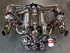 Twin Supercharged Twin Turbo
