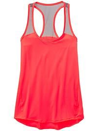 I have a few racer-back tanks for workouts. Love my arms and shoulders in them, but I don't need anymore workout clothes.