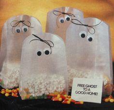 Ghost Goodie bags