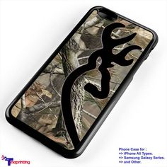 Deer Camo Couple 1 - Personalized iPhone 7 Case, iPhone 6/6S Plus, 5 5S SE, 7S Plus, Samsung Galaxy S5 S6 S7 S8 Case, and Other