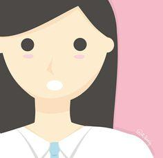 Girl~ #vectorart #vector #characterdesign #graphicdesign