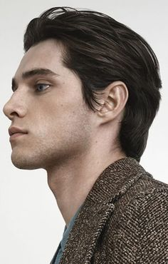 Mens Medium Length Hairstyles Delectable Saint Algue Summer 2014 …  Pinteres…
