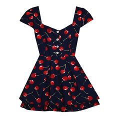 The Perfect Pin Up Dress. And this one too.
