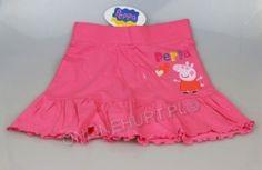 Spódnica Dziecięca Świnka Peppa 0005 _A12  (3-8)