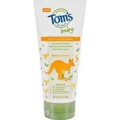 Help your little one feel good from the tip of their nose to their toes. Natural Baby Moisturizing Lotion moisturizes after one use to keep your babys skin feeling soft, smooth and healthy without art