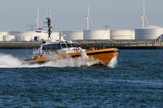 #Pilot boat near #Rotterdam #Europoort