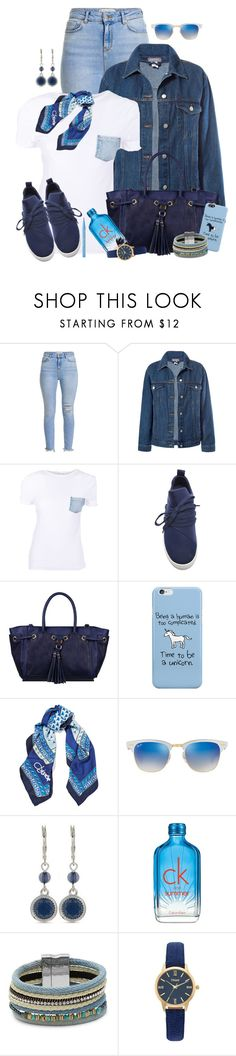 """Untitled #1892"" by ebramos ❤ liked on Polyvore featuring Sans Souci, Helmut Lang, Steve Madden, Diane Von Furstenberg, Ray-Ban, Nine West, Calvin Klein, Design Lab, Vivani and Too Faced Cosmetics"