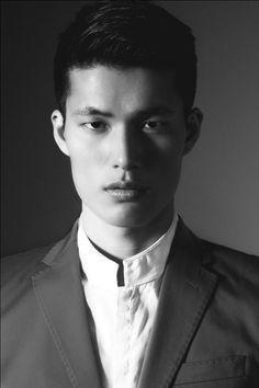 Dae Na. Levi's Asian model.