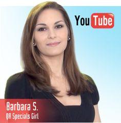 Barbara, QR Specials girl
