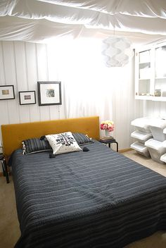 Eye Candy: 10 Basement Bedrooms Youu0027d Actually Want Sleep In!