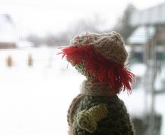 Tasty Crochet: Down at Fraggle Rock