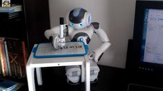 NAO Robot Has Learned To Write.  I want one but what to do with it?