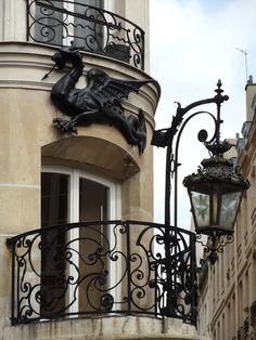 Ворота и решётки - Париж. Всё сразу!
