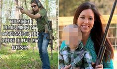 Pro-gun Florida mom who was shot by her son, 4, is in stable condition