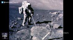 ★ Découverte d'une statue datant de 200.000 ans sur la Lune par la missi...