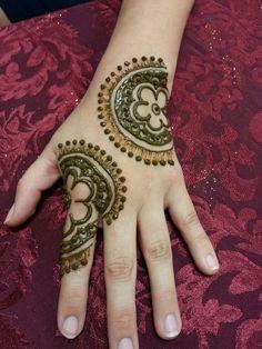 One of my henna creations.