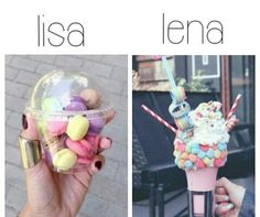 I love lena's candy