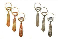 Chaveiro Gravata: Uma opção original para a hora das gravatas.