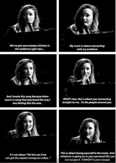 Demi Lovato | quotes.This is an AMAZING quote