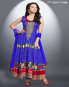 #Rang #Salwarkameez #Partywear