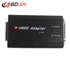 OBD II Adapter Plus OBD Cable Works with CKM100 and Digimaster 3 Digimaster III for Key Programming #Affiliate