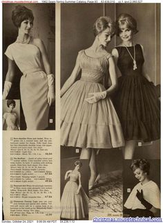 1962 Sears Spring Summer Catalog, Page 93 - Catalogs & Wishbooks
