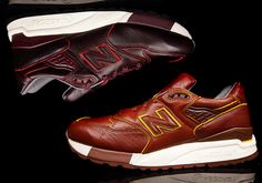 """New Balance 998 """"Horween Leather"""" – Release Date"""