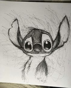 Stitch sketch
