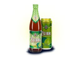 ZUBR yuzu & lime - A mixed alcoholic beverage based on beer with the flavour of yuzu and natural lime, characterised by its refreshing aroma and the flavour of a unique combination of citrus fruits. The harmony of flavours creates a delicate bitterness that combines with the pleasant bite and fullness of ZUBR beer.