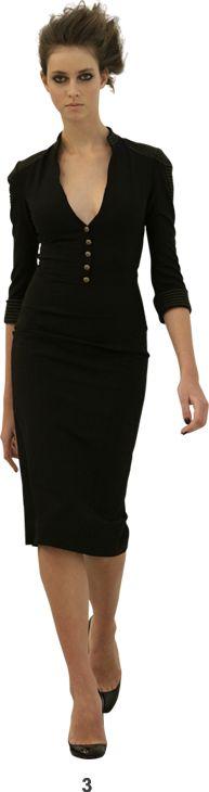 L'Wren Scott: Black dress