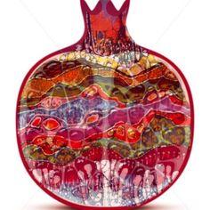 Pomegranate by Suzy Daley on instablend