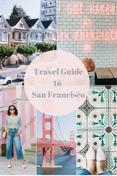 Here is a quick travel guide to San Francisco. I broke it down by where we stayed, what we saw, and what we ate/drank, and a day-by-day itinerary.