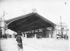 Estación Central 1905