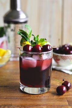 Best Black Cherry Rum Recipe on Pinterest