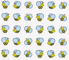 Get Your Bumble Bee Mini Stickers at SmileyMe! Bee Activities, Boarders And Frames, Bee Art, Bee Crafts, Bee Theme, Save The Bees, Printable Labels, Classroom Decor, Paper Dolls