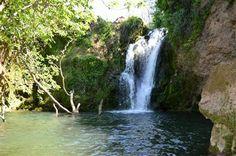 Cascadas del Huéznar - the Huéznar waterfalls