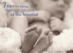 Newborn pics at hosp