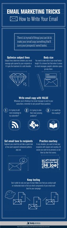 Email Marketing Tricks: How to Write Your Email and Give Value to your Prospects #emailmarketing