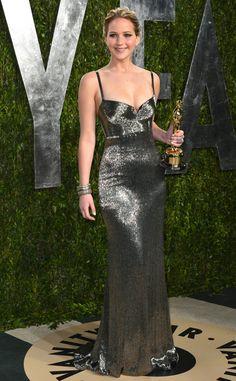 Statuesque from Jennifer Lawrence's Best Looks | E! Online