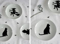 DIY: dekoracja na halloween - DIY halloween decoration