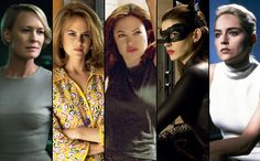 25 of the Greatest Femme Fatales - 25 of the Greatest Femme Fatales - EW.com