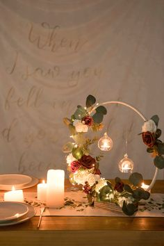 Herfst bruiloft bloemen decor – vooraf gemaakte bruiloft centerpieces met LED's korti… Fall wedding floral decor – pre-made wedding centerpieces with LED's off, Burgundy Wedding, Floral Wedding, Fall Wedding, Diy Wedding, Wedding Bouquets, Purple Bouquets, Flower Bouquets, Wedding Flowers, Wedding Ideas