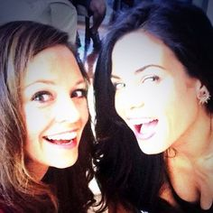 Witches of East End ... Rachel Boston and Jenna Dewan Tatum as Ingrid and Freya