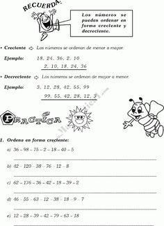 LIBRO DE RAZONAMIENTO MATEMATICO DE SEGUNDO DE PRIMARIA EJERCICIOS ...