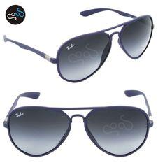 f1abc607d7 ... authentic rb 4180 883 8g liteforce tech hacen parte de la familia  aviador y estan sunglassesray