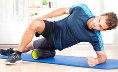 How to Master Foam Rolling: Your Muscles Will Thank You
