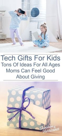 Tons of Tech Gift Ideas Your Kids And Tweens Will Love And That Moms Can Feel Good About Giving #gifts #techgifts #giftsforkids #giftsforteens #giftsfortweens #technology #christmasgifts #birthdaygifts #christmas #birthday #kids #parenting #holidaygifts #coolgifts  via @sunandhurricane