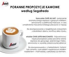 Z uwagi na dłuższą przerwę w przyjmowaniu posiłków i napojów, ciężkie kawy serwowane o poranku mogą podrażnić śluzówkę żołądka. Nasz barista podpowiada jakimi propozycjami z kuchni świata warto się zainspirować, by dobrze rozpocząć dzień :) #KlubSegafredo #BaristaRadzi #PorannaKawa #KawaZMlekiem #CafeAuLait #CaffeLatteMacchiato #KawaDoŚniadania